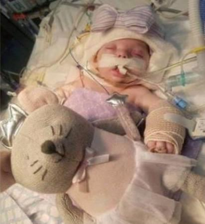 """Child Abused to the """"Brink of Death"""" is Improving"""