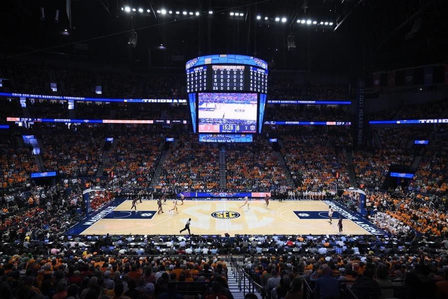 Vols Fall in SEC Tournament Championship Game to Auburn 84-64