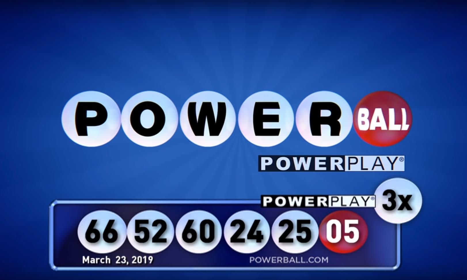 $150,000 Powerball Sold in Knoxville
