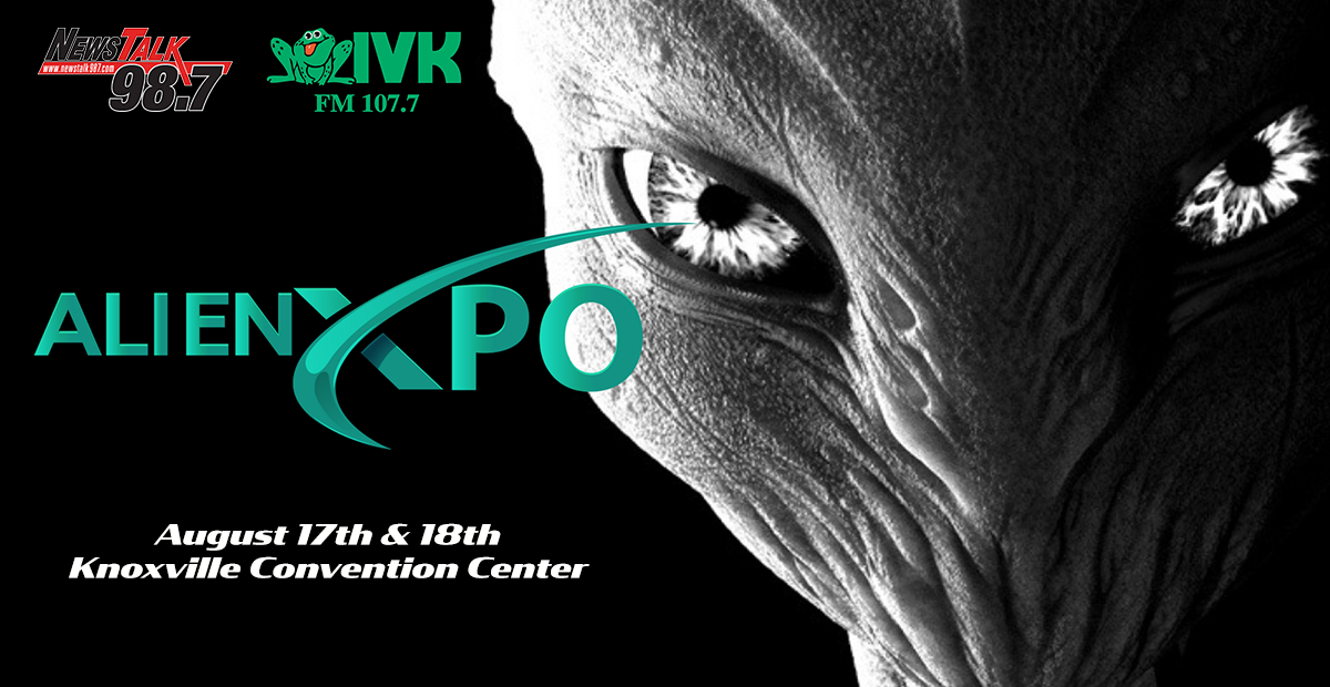 AlienXPO at Knoxville Convention Center | WOKI-FM