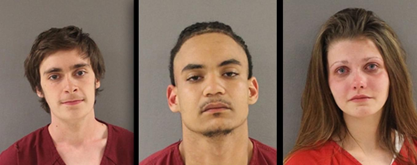 Three Arrested After Shooting in Powell