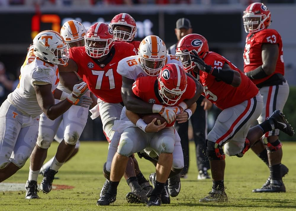 Study of how UT's future football non-conference schedules compares to rest of the SEC