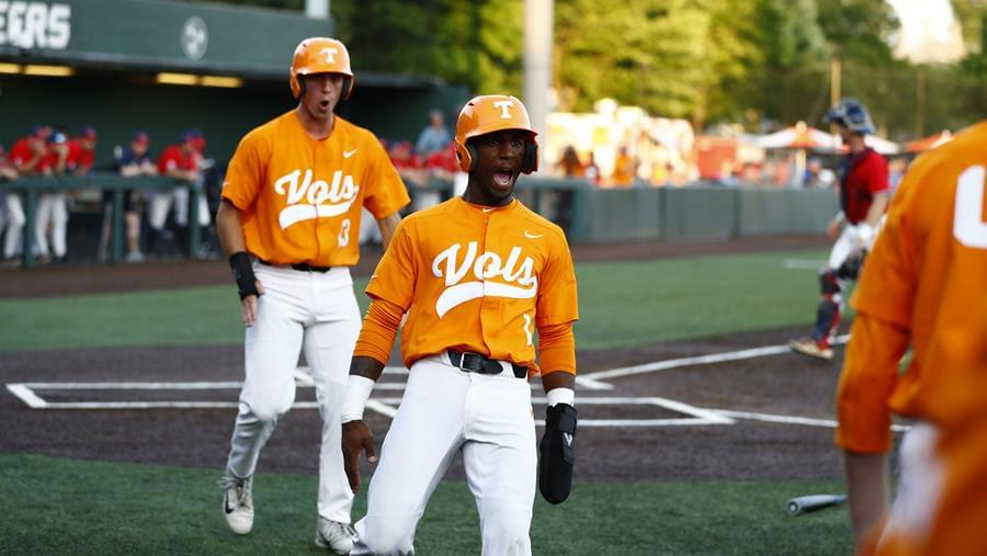 No. 23 Vols Lock Up Series Win with Wild Victory Over No. 15 Rebels