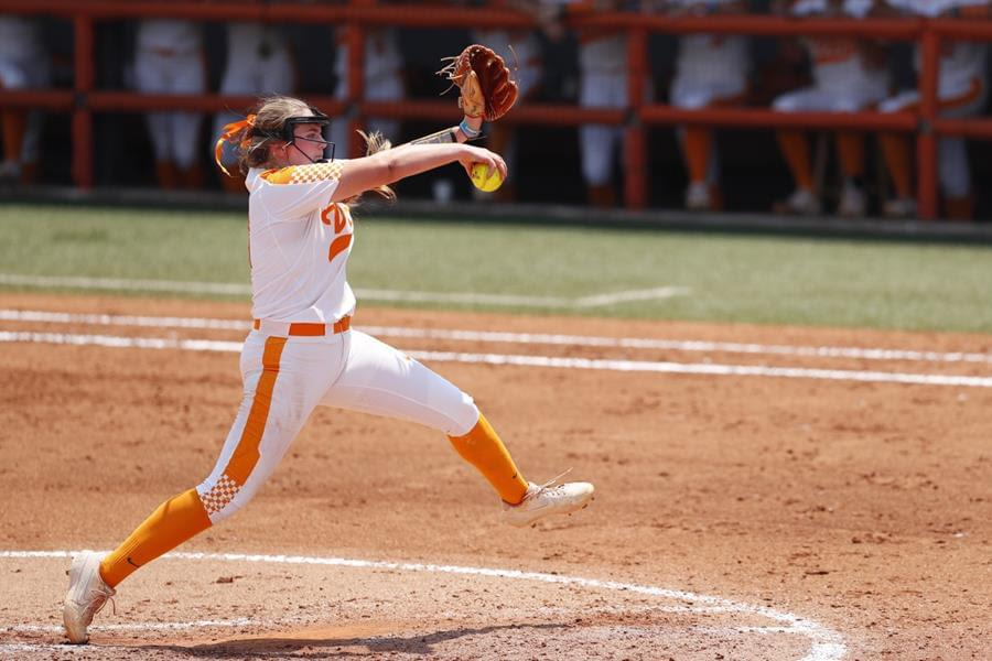 No. 12 UT Edged by UNC, 1-0, to Force Deciding Game 7