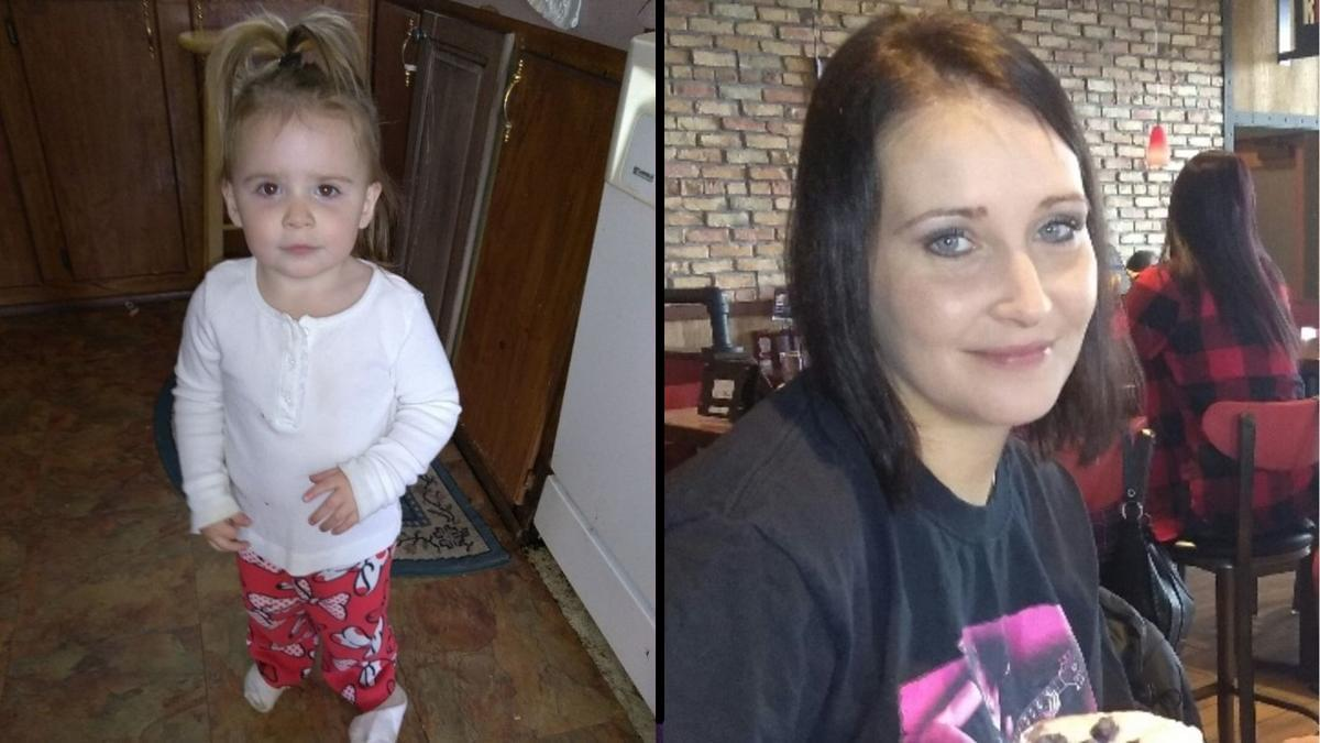 KY Woman Disappears with Daughter