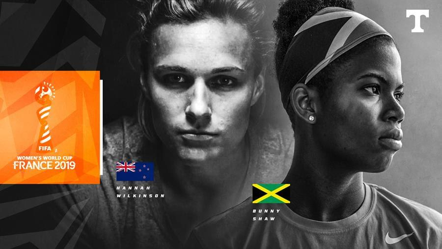 UT's Shaw, Wilkinson set for FIFA Women's World Cup