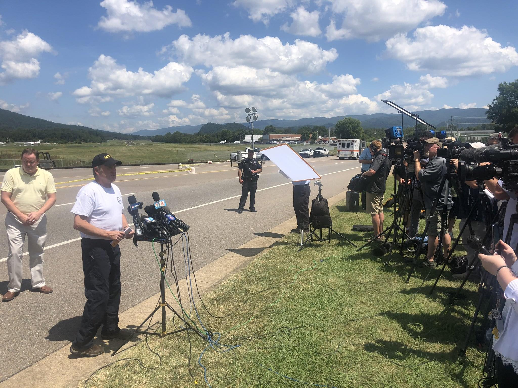 NTSB Discusses Earnhardt Plane Crash Investigation