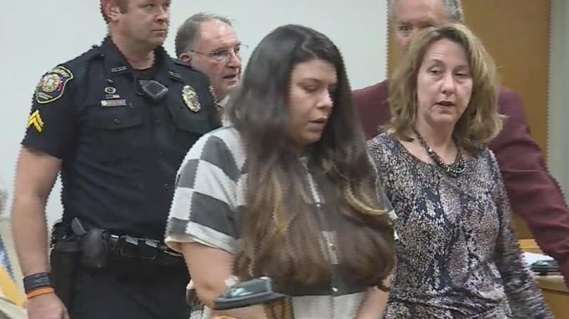 Seymour Mother Sentenced to 25 Years After Toddler Drowns in Bathtub