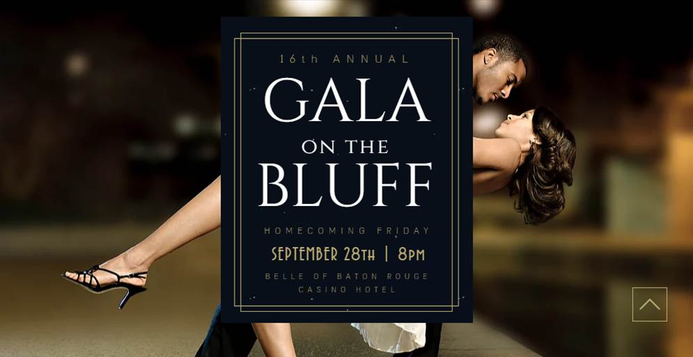 Gala on the Bluff
