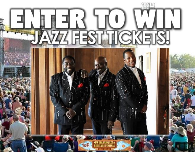 Win Jazz Fest Tickets