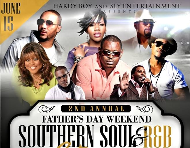 Win Southern Soul and R&B Tickets