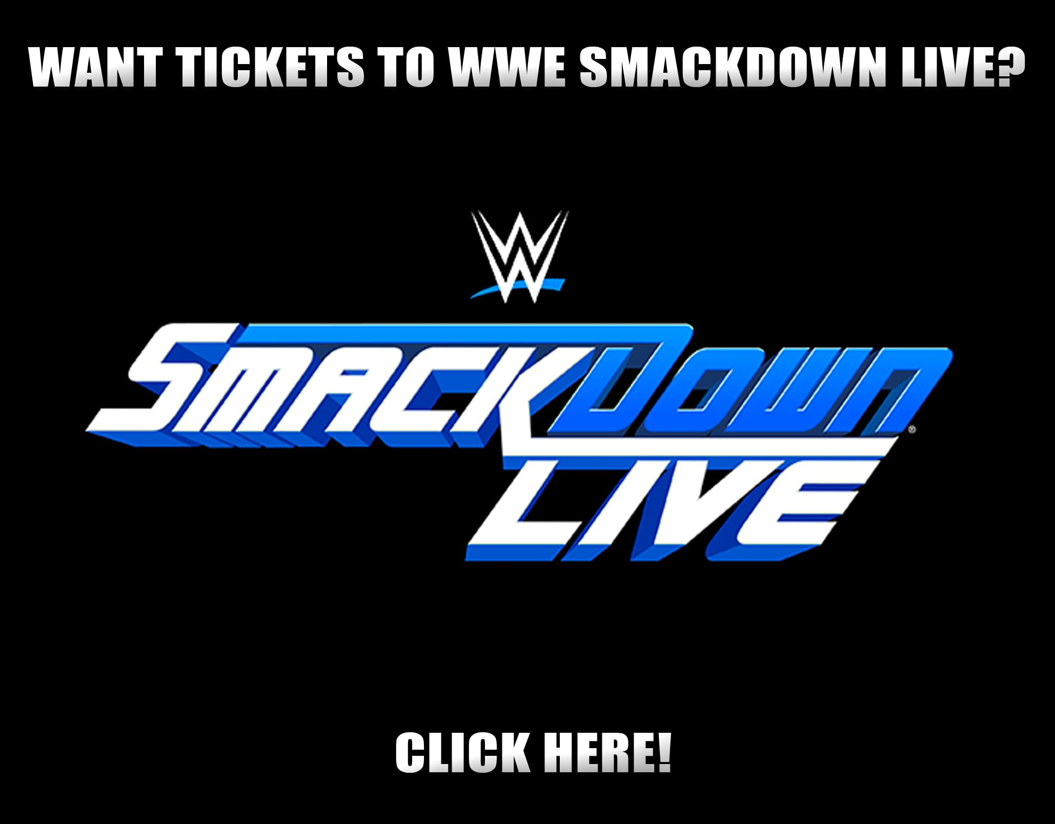 Win WWE Smackdown Tickets