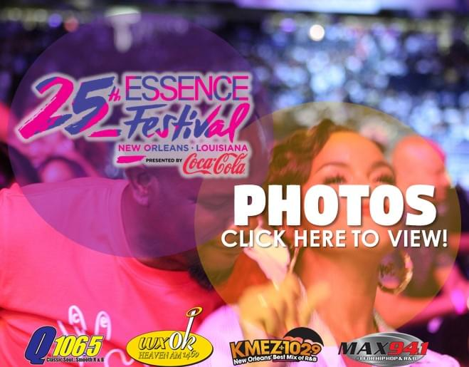 Cumulus Radio at 25th Essence Festival | July 5-7