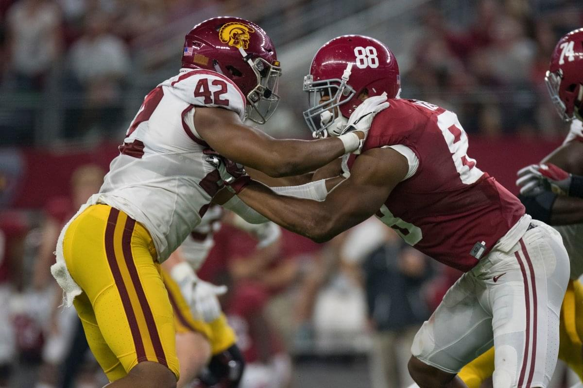 It's official: Alabama will face USC to open 2020 season