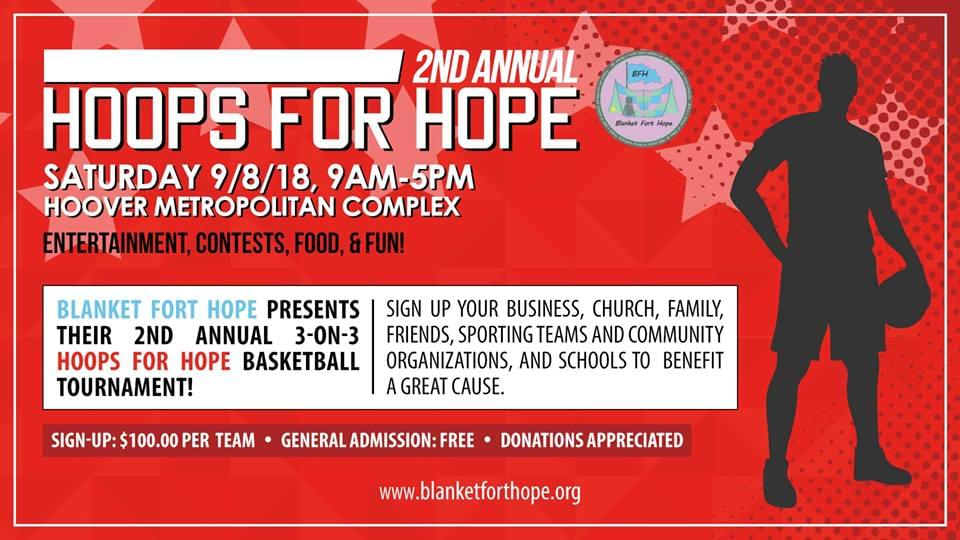 2nd Annual Hoops For Hope