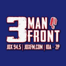 3 Man Front Recaps Tuesday's Show, Looks Forward to Wednesday