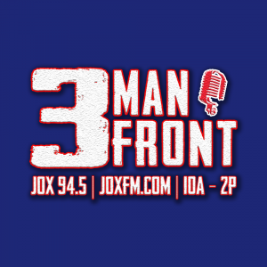 3 Man Front Reviews Tuesday's Show and Previews Wednesday's Program