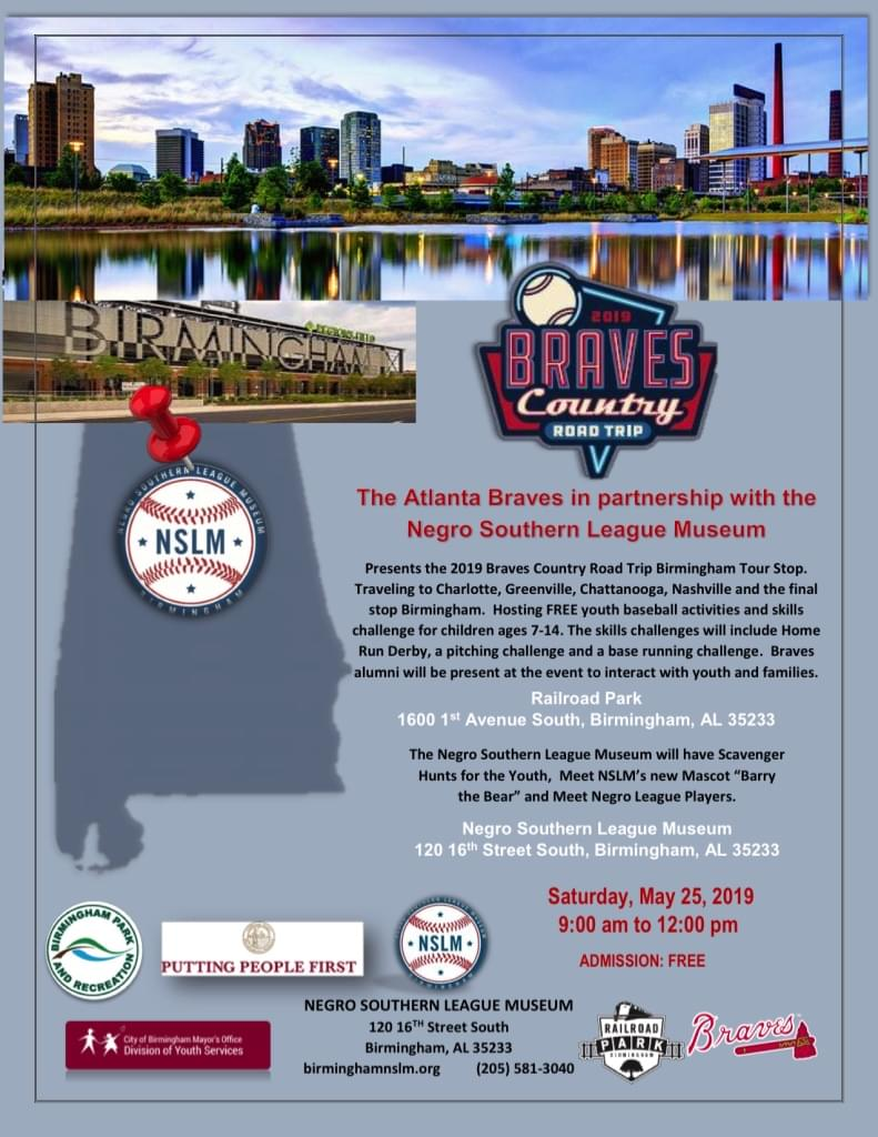 2019 Braves Country Road Trip