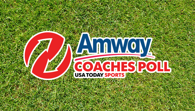 Preseason Amway Coaches Poll Released
