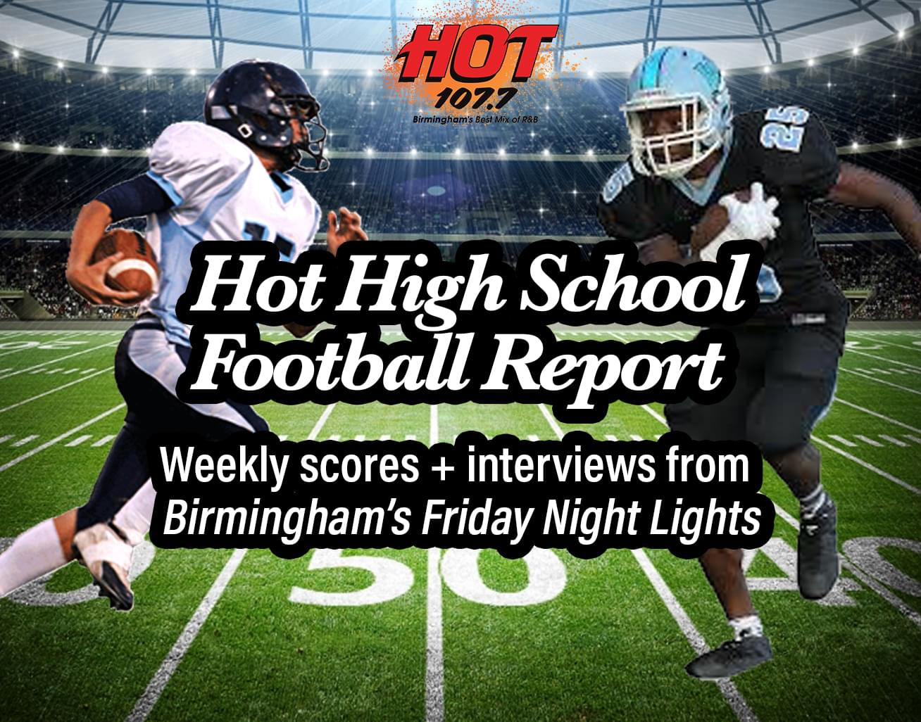 Hot High School Football Report Wuht Fm