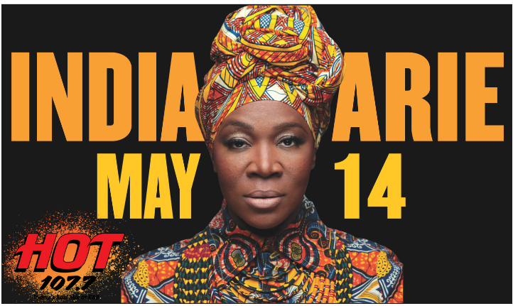 India Arie at Alys Stephens Center