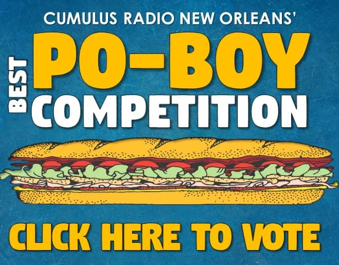 Cumulus NOLA Best Po-Boy Competition