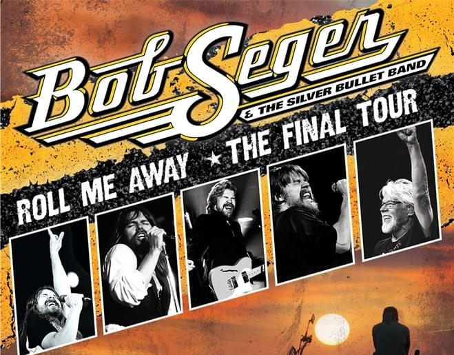 Win Bob Seger & The Silver Bullet Band Tickets