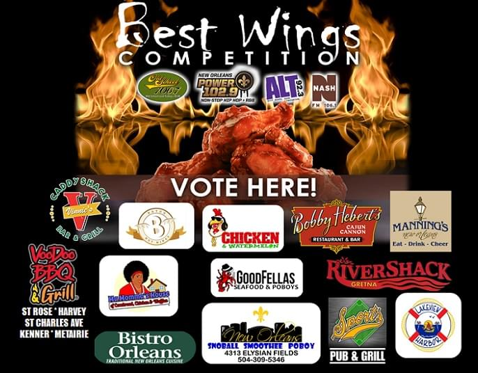 Cumulus New Orleans Best Wings Competition