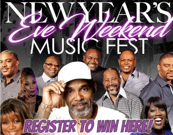 Register to win MAZE FEAT FRANKIE BEVERLY TICKETS!