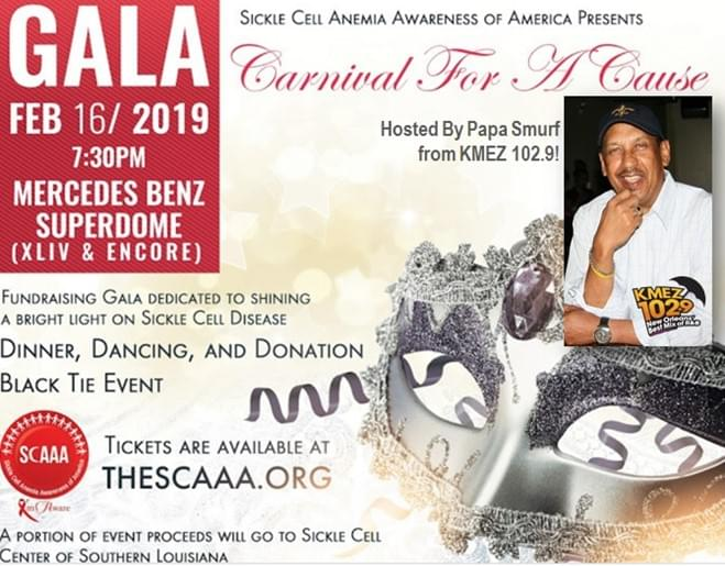 Win VIP Tickets to the Carnival For A Cause Gala!