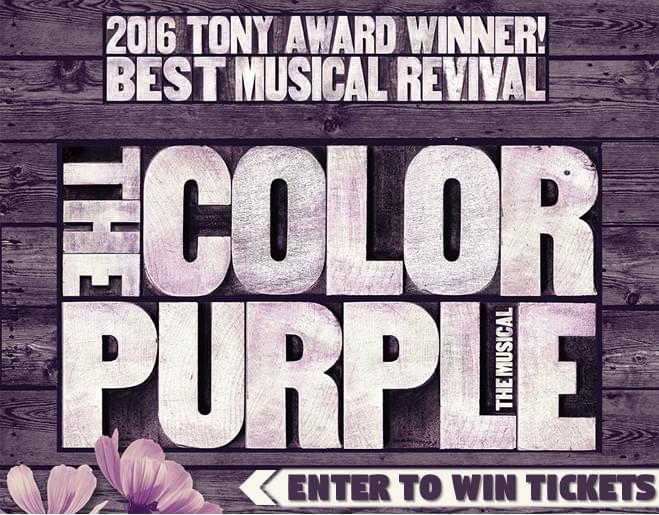 Win Tickets to The Color Purple The Musical
