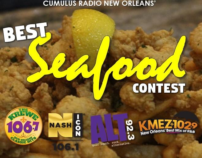 Cumulus New Orleans Best Seafood Contest