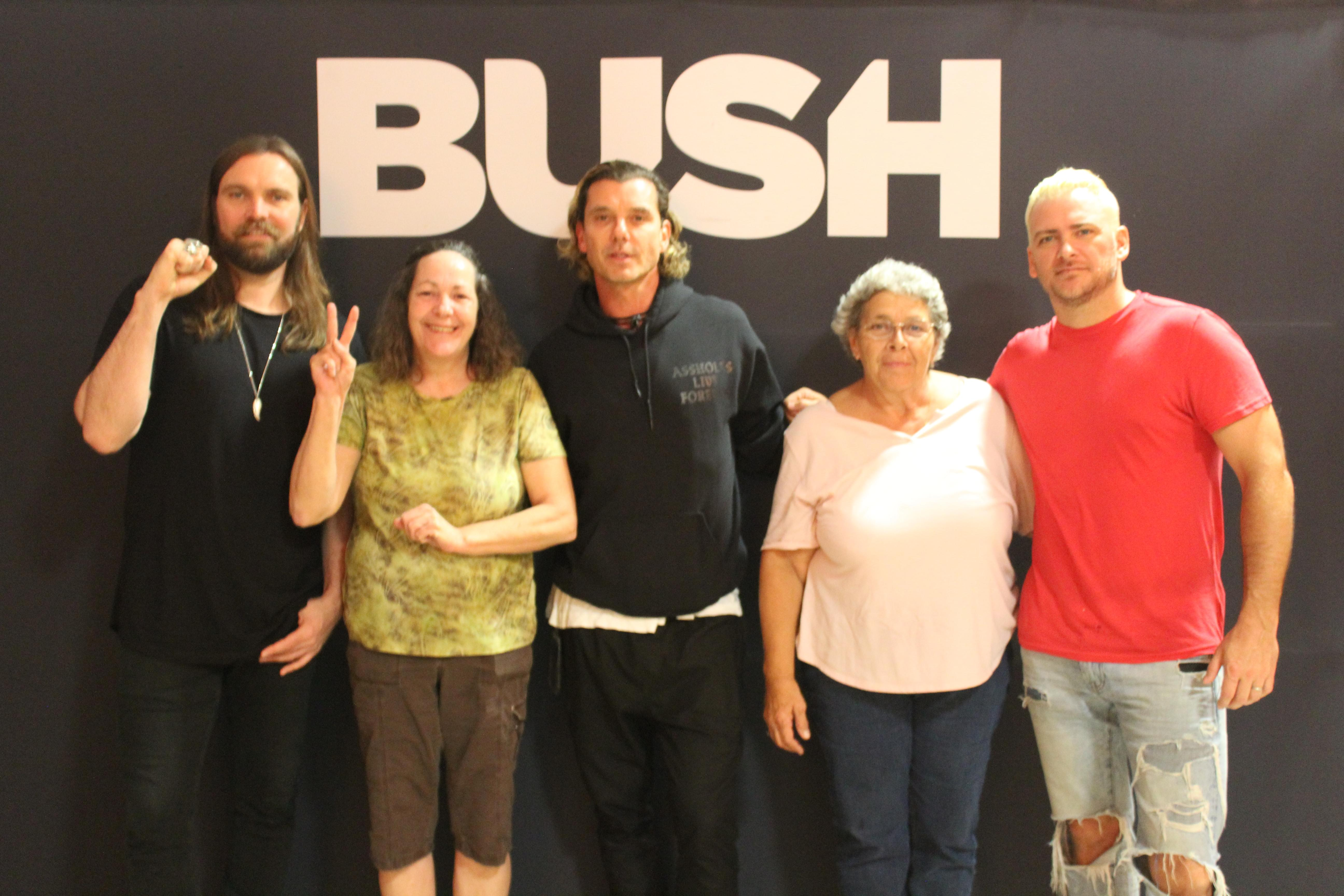 BUSH Meet + Greet 7/30/2019