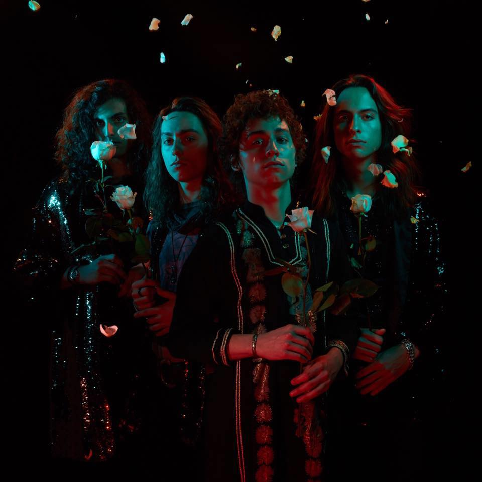 Friday 10.11.19  Greta Van Fleet   @ UNO Lakefront Arena