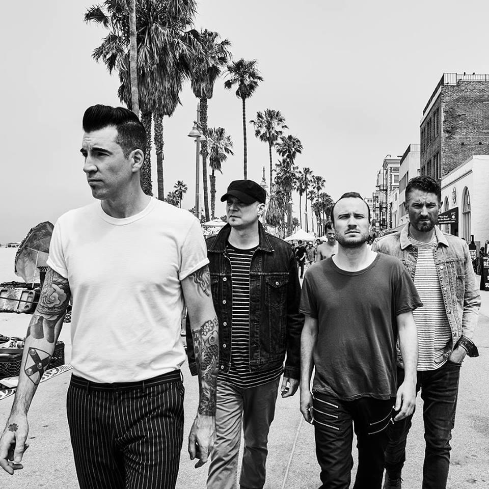 Friday 10.11.19  Theory of a Deadman  @ Varsity Theatre