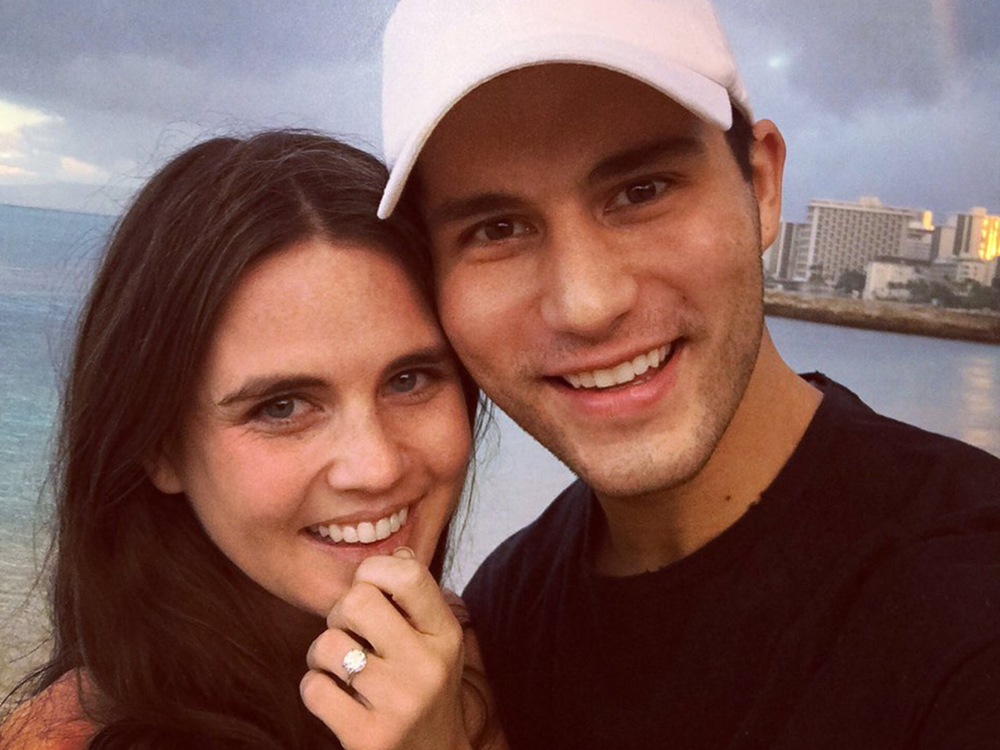 Dan + Shay's Dan Smyers Engaged To Longtime Girlfriend