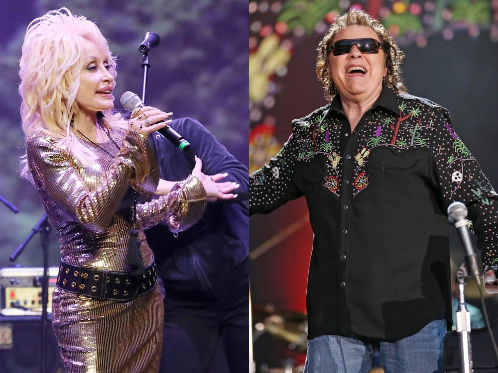 "Listen to Ronnie Milsap Duet With Dolly Parton on New Single, ""Smoky Mountain Rain"""