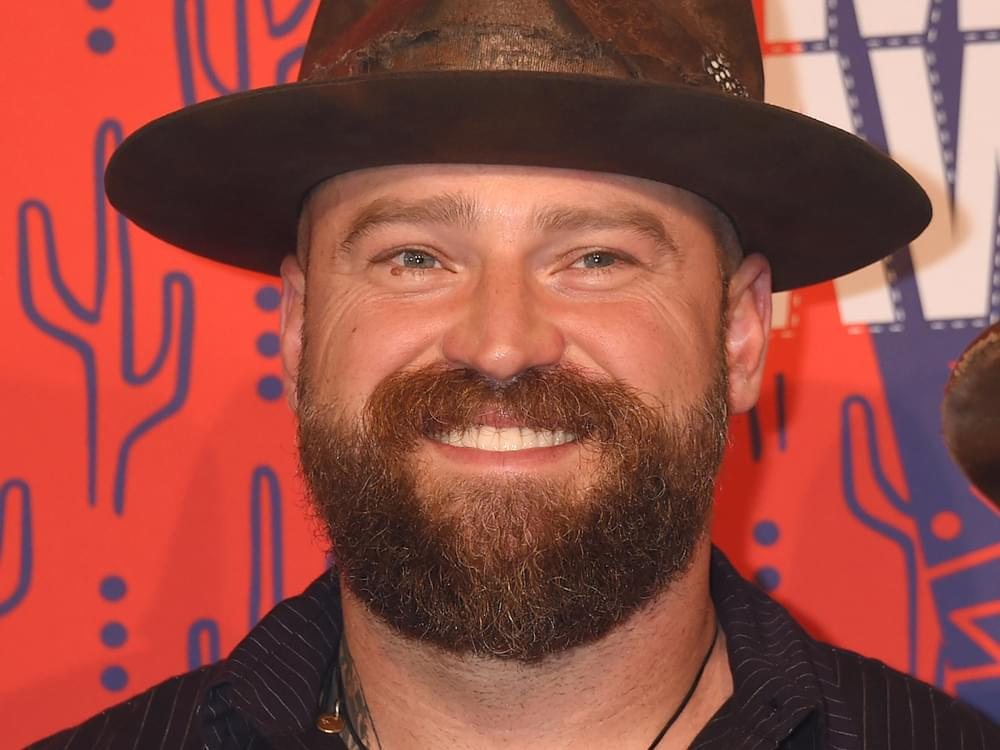 "Watch Zac Brown Tells Haters to ""F**k Off"" During Acceptance Speech at CMT Music Awards"