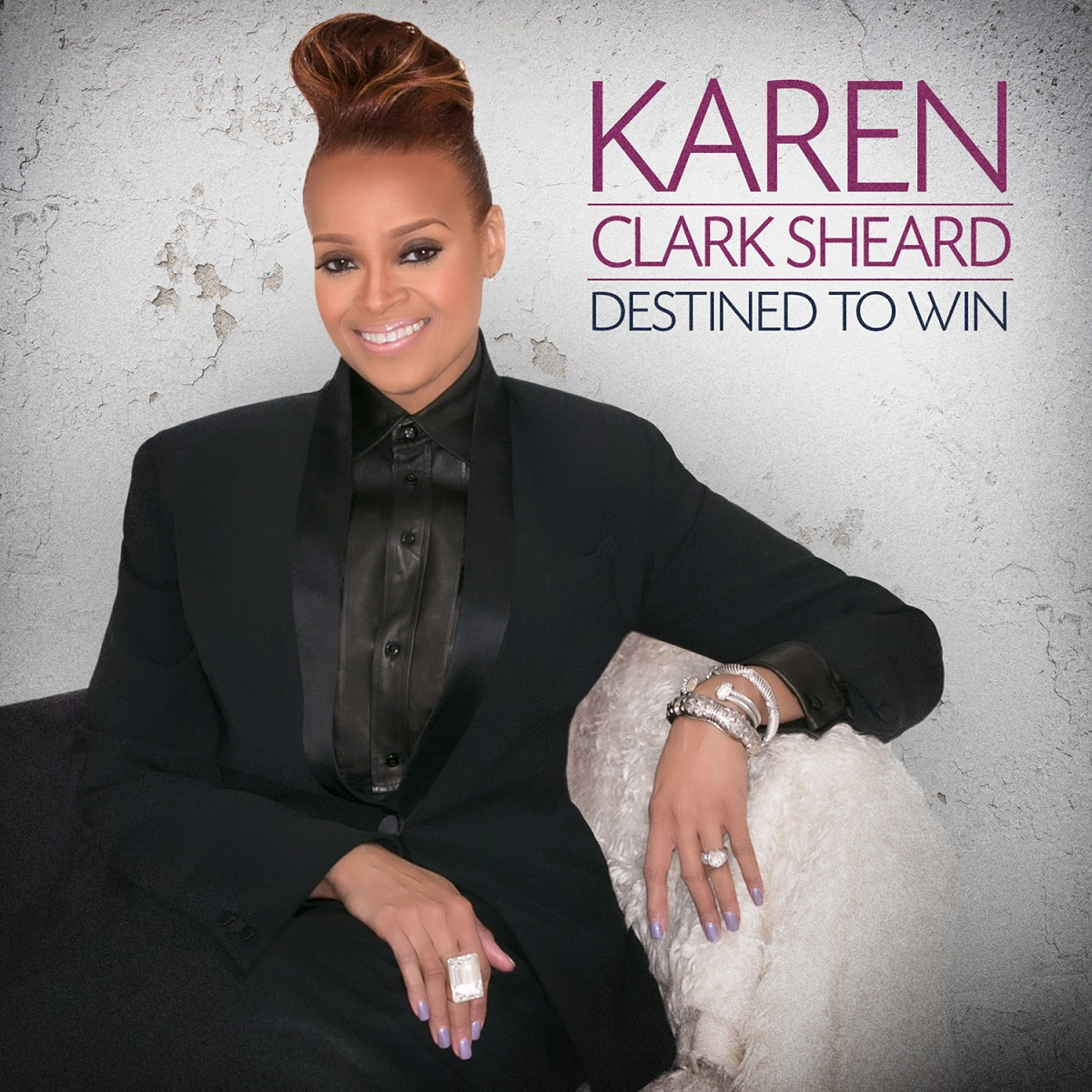 Karen Clark-Sheard – Destined to Win (July 17th release)
