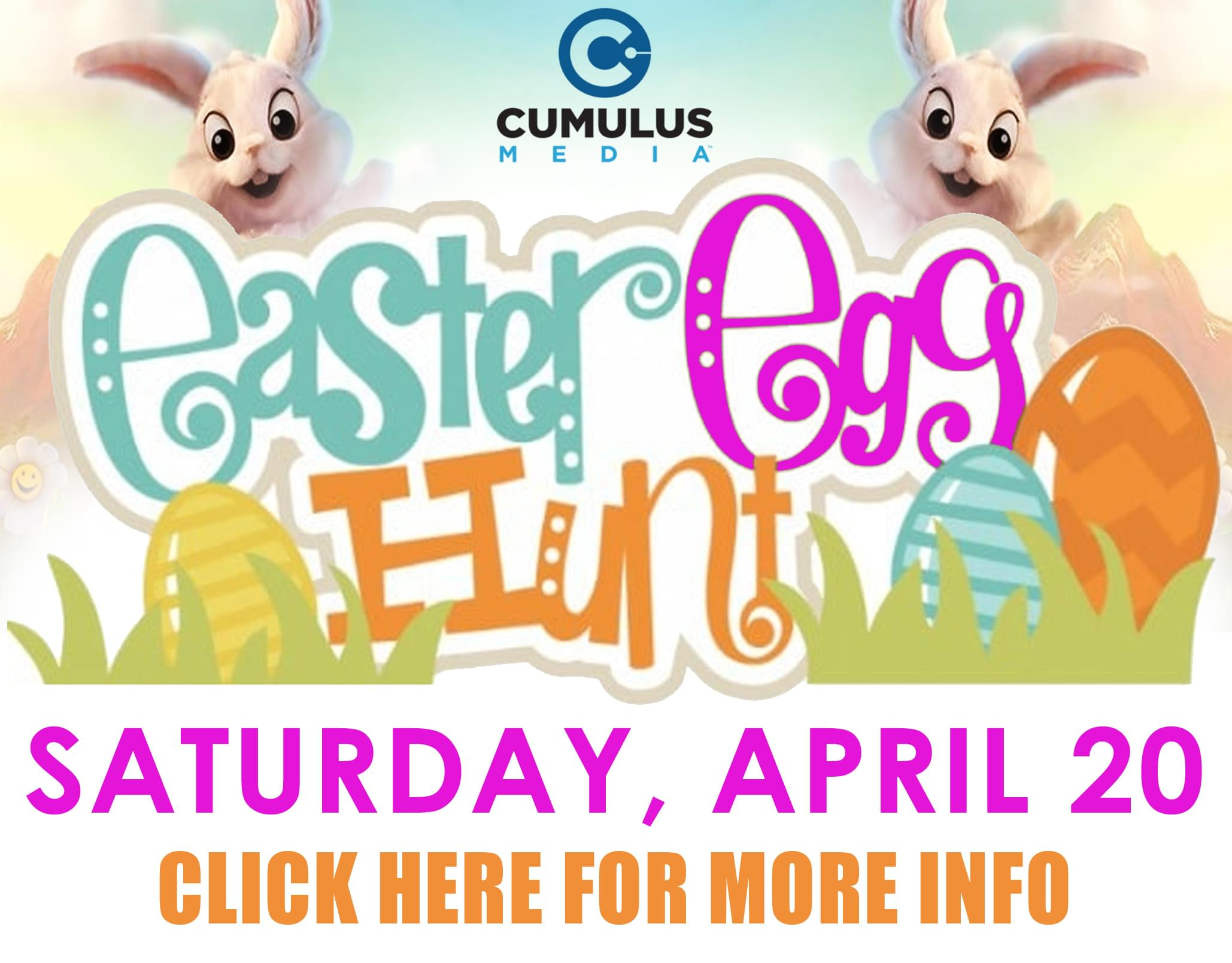Cumulus Baton Rouge Easter Egg Hunt
