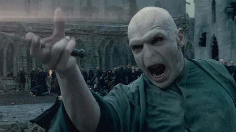 J.K. Rowling says you've been pronouncing 'Voldemort' wrong