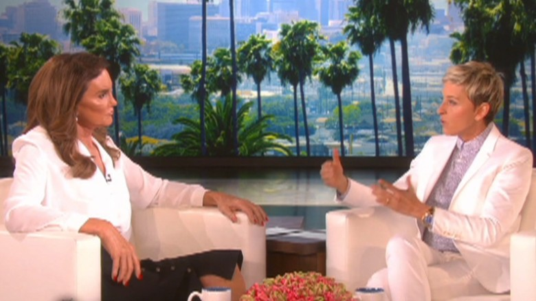 Caitlyn Jenner shares her views on same-sex marriage
