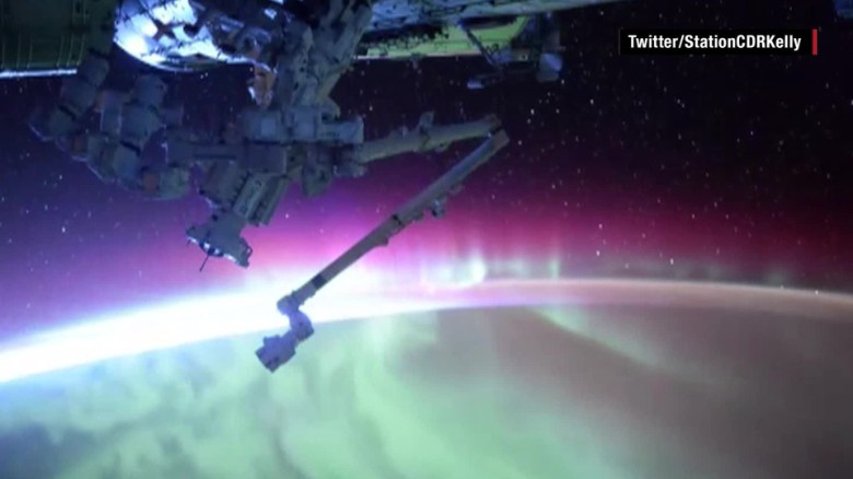 Aurora Borealis like you've never seen before