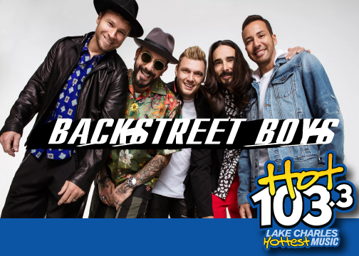 Backstreet's Back!! Listen to Win Your Way In!