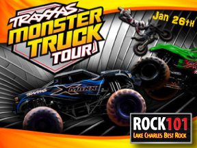 Monster Truck Destruction Tour Coming to Lake Charles!