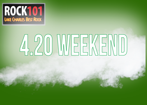 4.20 Weekend on Rock 101