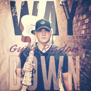 """The Official Music Video for """"WAY DOWN"""" by Gyth Rigdon is officially here!"""
