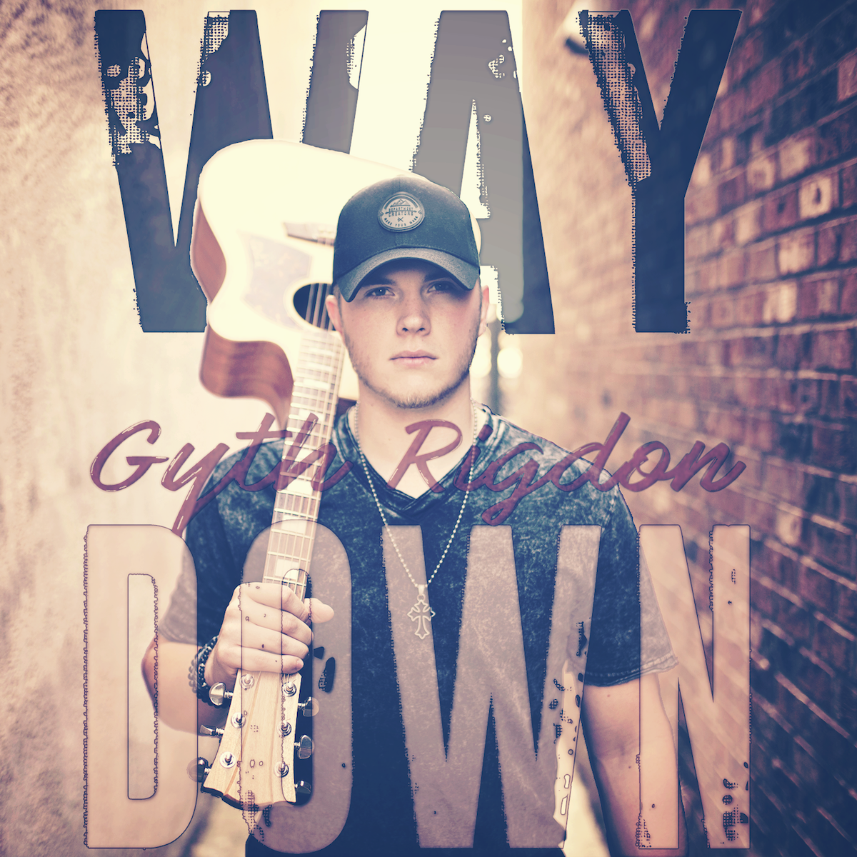 "The Official Music Video for ""WAY DOWN"" by Gyth Rigdon is officially here!"