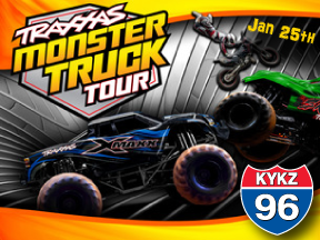 Traxxas  Monster Trucks are back!
