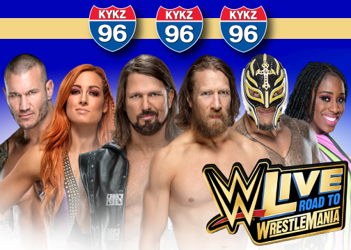 WIN TICKETS TO WWE!